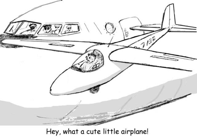 A Cute Little Airplane