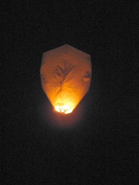 Õhupall taevas