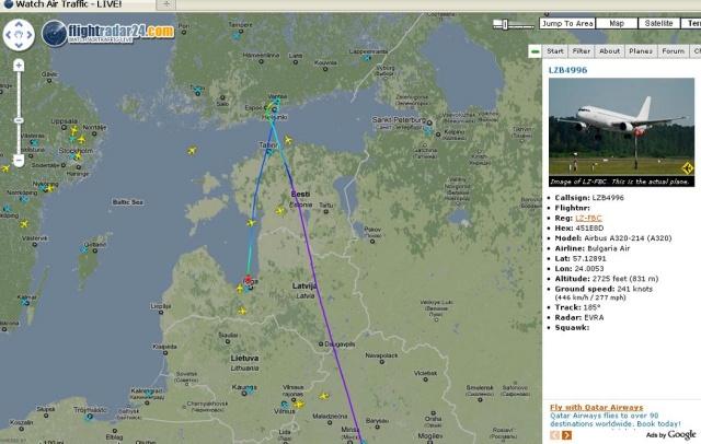 A320 ei Vantaale
