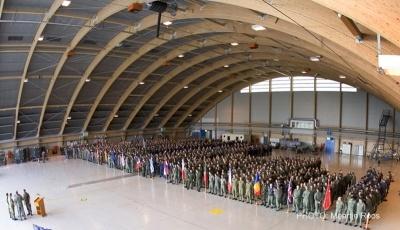 Nato õppuste avatseremoonia