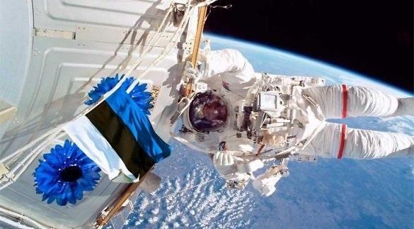 Eesti kosmonaut