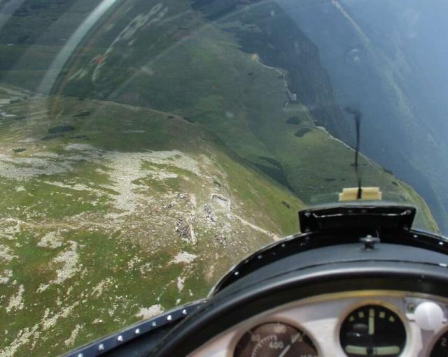 Slovak turistid mäetipul