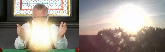 Savisaar ja päike