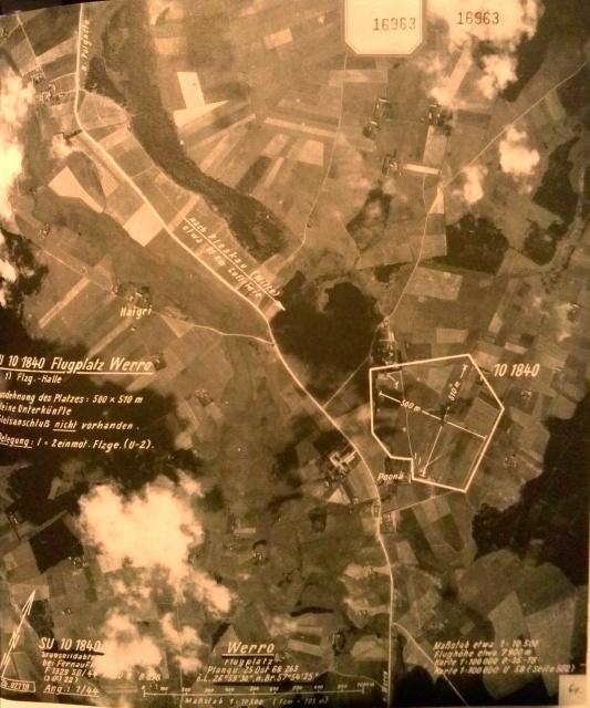 Flugplatz Werro