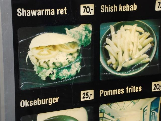 okseburger