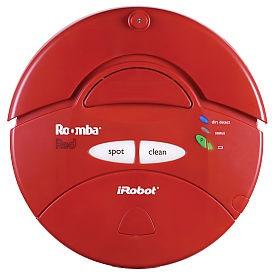 RoombaRed